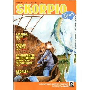 Skorpio Anno 38 - N° 15 - Skorpio 2014 15 - Skorpio Editoriale Aurea