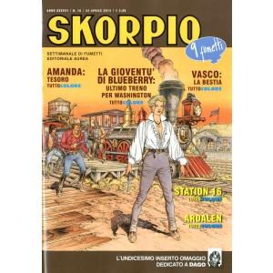 Skorpio Anno 38 - N° 16 - Skorpio 2014 16 - Skorpio Editoriale Aurea