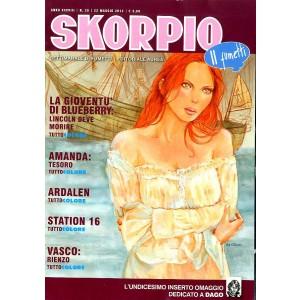Skorpio Anno 38 - N° 20 - Skorpio 2014 20 - Skorpio Editoriale Aurea