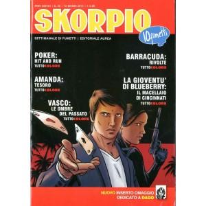 Skorpio Anno 38 - N° 23 - Skorpio 2014 23 - Skorpio Editoriale Aurea