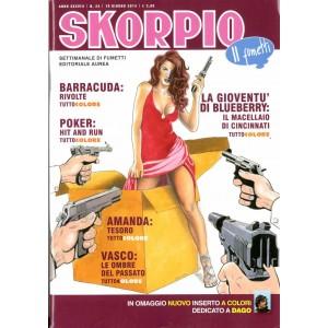 Skorpio Anno 38 - N° 24 - Skorpio 2014 24 - Skorpio Editoriale Aurea