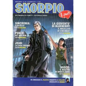 Skorpio Anno 38 - N° 25 - Skorpio 2014 25 - Skorpio Editoriale Aurea