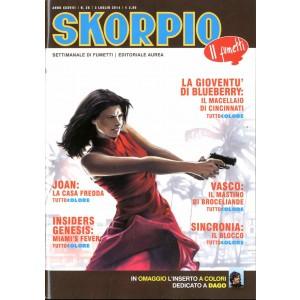 Skorpio Anno 38 - N° 26 - Skorpio 2014 26 - Skorpio Editoriale Aurea