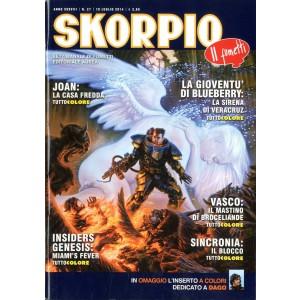 Skorpio Anno 38 - N° 27 - Skorpio 2014 27 - Skorpio Editoriale Aurea