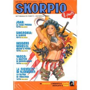 Skorpio Anno 38 - N° 28 - Skorpio 2014 28 - Skorpio Editoriale Aurea