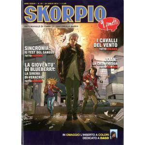 Skorpio Anno 38 - N° 29 - Skorpio 2014 29 - Skorpio Editoriale Aurea