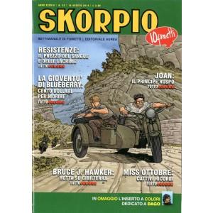 Skorpio Anno 38 - N° 32 - Skorpio 2014 32 - Skorpio Editoriale Aurea