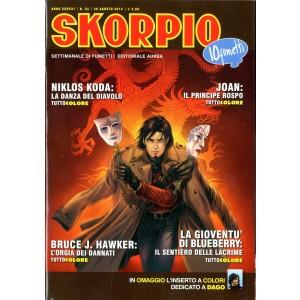 Skorpio Anno 38 - N° 34 - Skorpio 2014 34 - Skorpio Editoriale Aurea