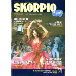 Skorpio Anno 38 - N° 35 - Skorpio 2014 35 - Skorpio Editoriale Aurea