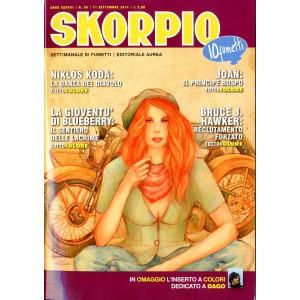 Skorpio Anno 38 - N° 36 - Skorpio 2014 36 - Skorpio Editoriale Aurea