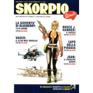 Skorpio Anno 38 - N° 38 - Skorpio 2014 38 - Skorpio Editoriale Aurea