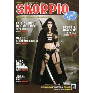 Skorpio Anno 38 - N° 39 - Skorpio 2014 39 - Skorpio Editoriale Aurea