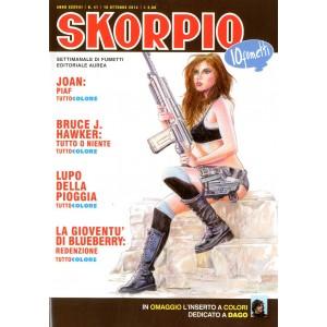 Skorpio Anno 38 - N° 41 - Skorpio 2014 41 - Skorpio Editoriale Aurea