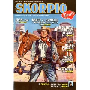 Skorpio Anno 38 - N° 42 - Skorpio 2014 42 - Skorpio Editoriale Aurea