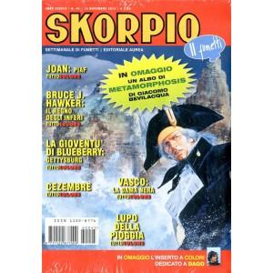 Skorpio Anno 38 - N° 45 - Skorpio 2014 45 - Skorpio Editoriale Aurea