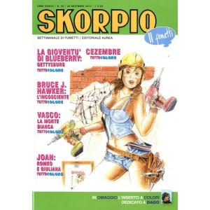 Skorpio Anno 38 - N° 46 - Skorpio 2014 46 - Skorpio Editoriale Aurea