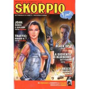 Skorpio Anno 38 - N° 48 - Skorpio 2014 48 - Skorpio Editoriale Aurea