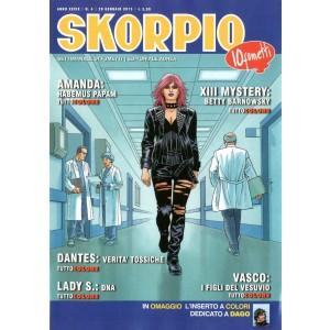 Skorpio Anno 39 - N° 4 - Skorpio 2015 4 - Skorpio Editoriale Aurea