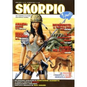 Skorpio Anno 39 - N° 10 - Skorpio 2015 10 - Skorpio Editoriale Aurea