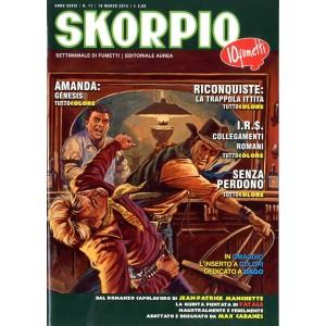 Skorpio Anno 39 - N° 11 - Skorpio 2015 11 - Skorpio Editoriale Aurea