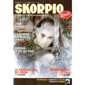 Skorpio Anno 39 - N° 17 - Skorpio 2015 17 - Skorpio Editoriale Aurea