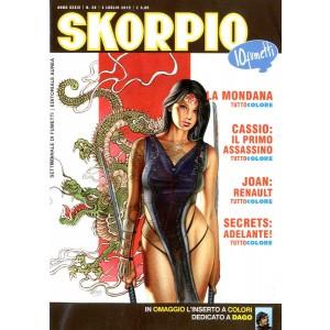 Skorpio Anno 39 - N° 26 - Skorpio 2015 26 - Skorpio Editoriale Aurea