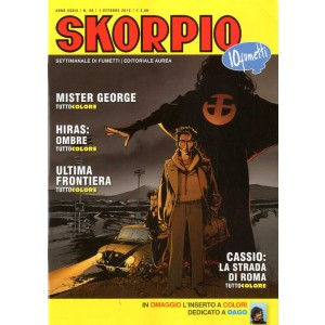 Skorpio Anno 39 - N° 39 - Skorpio 2015 39 - Skorpio Editoriale Aurea