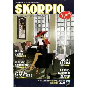 Skorpio Anno 39 - N° 40 - Skorpio 2015 40 - Skorpio Editoriale Aurea