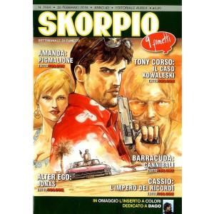 Skorpio Anno 40 In Poi - N° 2034 - Skorpio - Skorpio Editoriale Aurea