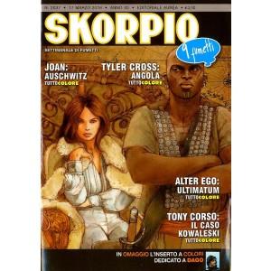 Skorpio Anno 40 In Poi - N° 2037 - Skorpio - Skorpio Editoriale Aurea