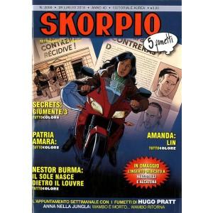 Skorpio Anno 40 In Poi - N° 2056 - Skorpio - Skorpio Editoriale Aurea