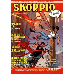 Skorpio Anno 40 In Poi - N° 2057 - Skorpio - Skorpio Editoriale Aurea