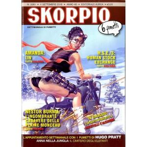 Skorpio Anno 40 In Poi - N° 2061 - Skorpio - Skorpio Editoriale Aurea