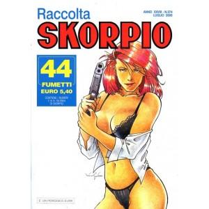 Skorpio Raccolta - N° 374 - Skorpio Raccolta 374 - Editoriale Aurea