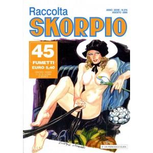 Skorpio Raccolta - N° 375 - Skorpio Raccolta 375 - Editoriale Aurea