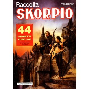 Skorpio Raccolta - N° 379 - Skorpio Raccolta 379 - Editoriale Aurea