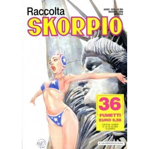 Skorpio Raccolta - N° 384 - Skorpio Raccolta 384 - Editoriale Aurea