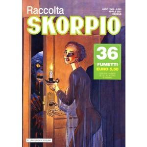 Skorpio Raccolta - N° 395 - Skorpio Raccolta 395 - Editoriale Aurea