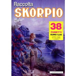 Skorpio Raccolta - N° 401 - Skorpio Raccolta 401 - Editoriale Aurea