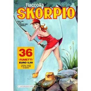 Skorpio Raccolta - N° 408 - Skorpio Raccolta 408 - Editoriale Aurea