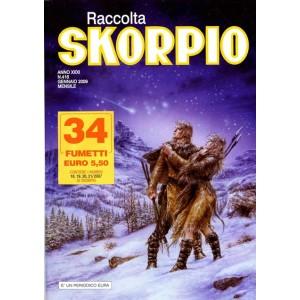 Skorpio Raccolta - N° 416 - Skorpio Raccolta 416 - Editoriale Aurea