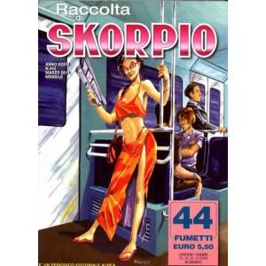 Skorpio Raccolta - N° 442 - Skorpio Raccolta - Editoriale Aurea