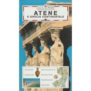 City Book Corriere della Sera - Atene e Grecia continentale