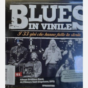 Blues in Vinile The Allman Brothers Band At Fillmore East (2LP)