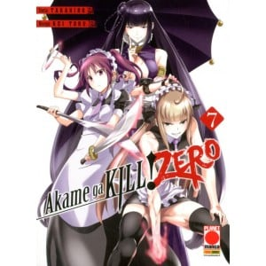 Akame Ga Kill! Zero - N° 7 - Akame Ga Kill! Zero - Manga Blade Planet Manga