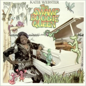 Blues in Vinile Katie Webster, The Swamp Boogie Queen