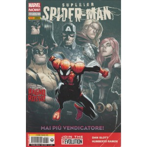 MARVEL - PANINI COMICS - SUPERIOR SPIDERMAN - NUMERO 3 - L'UOMO RAGNO 603