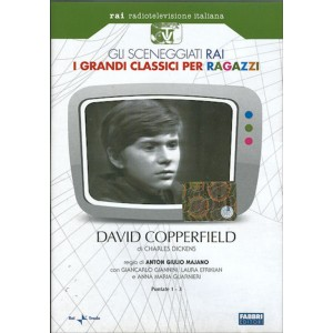 David Copperfield - Puntate 1-3 - I grandi classici per ragazzi DVD