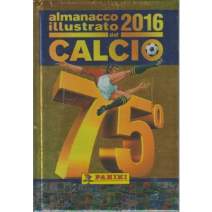 Almanacco illustrato del  Calcio 2016 Panini