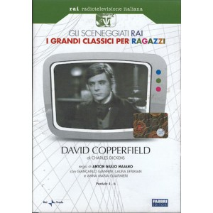 David Copperfield - Puntate 4-6 - I grandi classici per ragazzi DVD